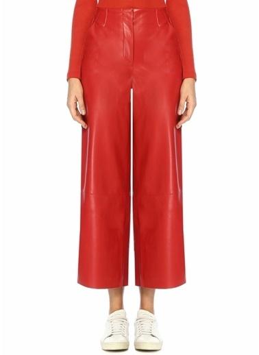 Nanushka Pantolon Kırmızı